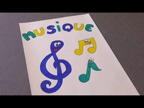 Page de garde de musique