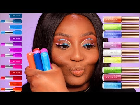 Am I the only one who likes these Fenty Beauty Liners and Poutsicles?