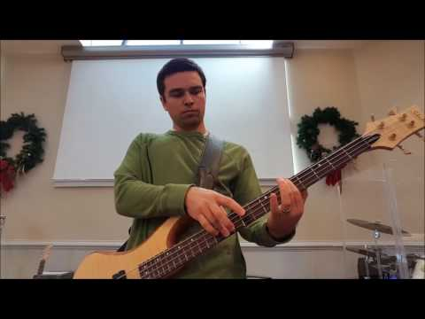 Christmas Medley on Bass Guitar