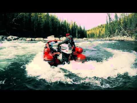 Siberian expedition : Severe Region/trailer/Jet Extreme покорители рек