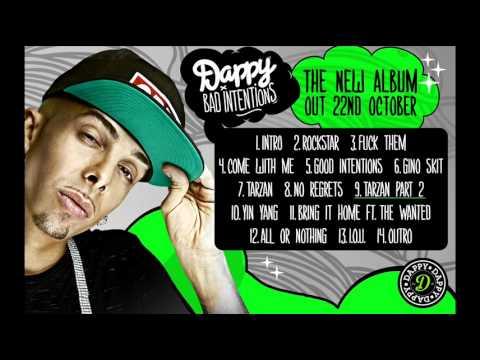 Dappy - Bad Intentions (Album Sampler)