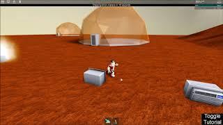 Roblox - Solar System Exploration: How to Terraform