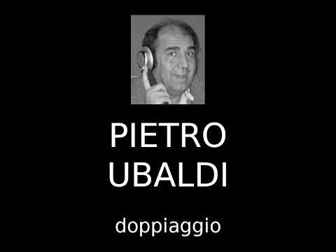 Pietro Ubaldi - Doppiaggio
