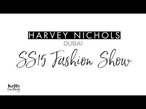 Red Carpet Harvey Nichols Dubai SS15 Fashion Show