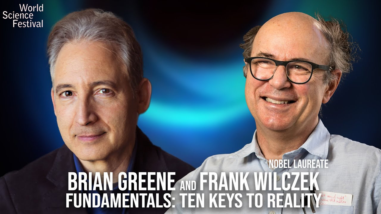 Fundamentals: Ten Keys to Reality | A Conversation with Nobel Laureate Frank Wilczek