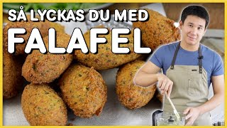 Ni frågade om det: Falafel