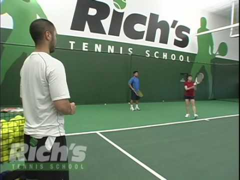 Rich's Tennis School featuring Alan and Chad Tsuda
