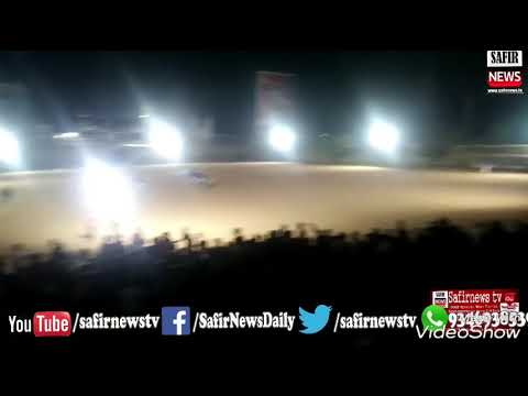 Last ball six and win Sir mirza ismail memorial cricket cup  Pottanahalli