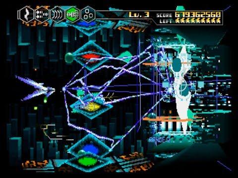 Thunder Force V (Sega Saturn) - 1CC