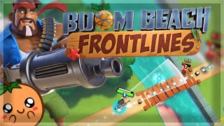 NEW (not SUPERCELL) GAME: Boom Beach Frontlines