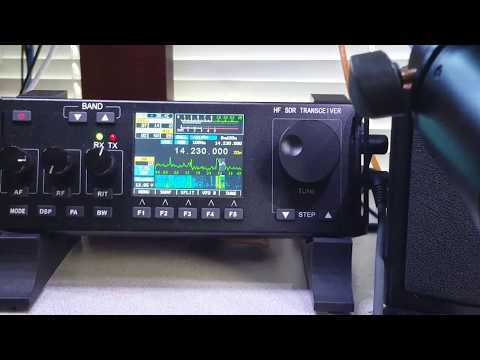 Repeat Rs-918 SSB decoding CW from W1AW by Sky1 - You2Repeat