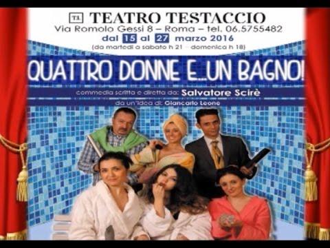 Trailer quattro donne e un bagno youtube - Donne scopate in bagno ...