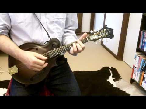 Mandolin With Gerry Hale Jazz Chords Youtube