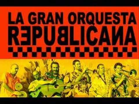 La gran orquesta republicana - Republica