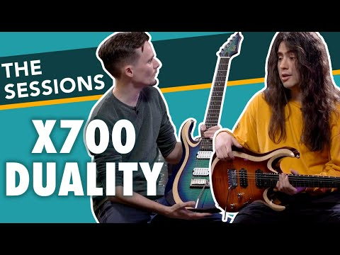 The Sessions: Cort X700 Duality (feat. Hedras Ramos)
