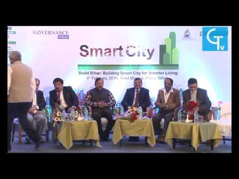 Smart City- Build Bihar 2016 - Inaugural
