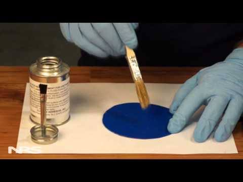 How To: PVC and Urethane Boat Repair - YouTube