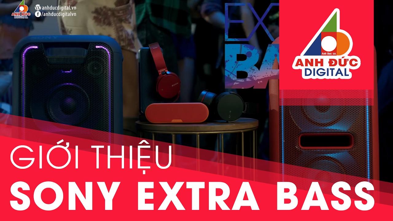 Loa Sony Extra Bass Chính Hãng   Anh Đức Digital