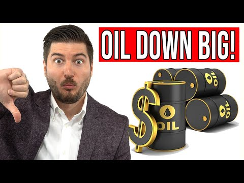 Oil Prices Are CRASHING! (NEGATIVE $13.10 Per Barrel?!)