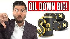 Oil Prices Are CRASHING! (NEGATIVE $13.10 Per Barrel?!)