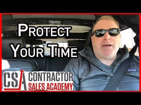 How To Protect Your Time As A Contractor