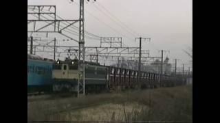 貨物列車1996~国鉄色~