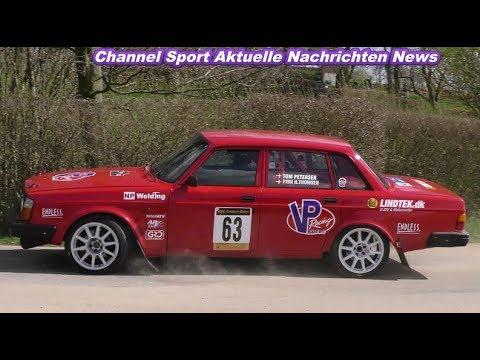 Motorsport news - Cimbern Rallye 2018 - WP 3/6 - 4K video 21.04.2018