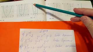 147 Алгебра 9 класс. Степенная Функция. пользуясь рисунком выясните