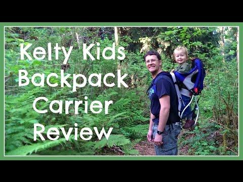 Kelty Kids Backpack Carrier | Review & Tutorial