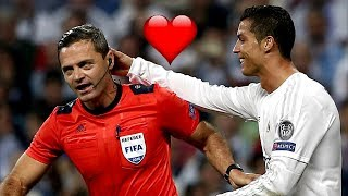 Referee mistakes in real madrid favour champions league 2013-2018 hd