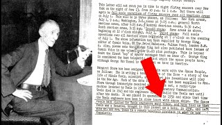 This Secret Document Reveals Why Nikola Tesla Knew So Much During His Lifetime