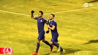 Haladás - Újpest 1-1   24. forduló