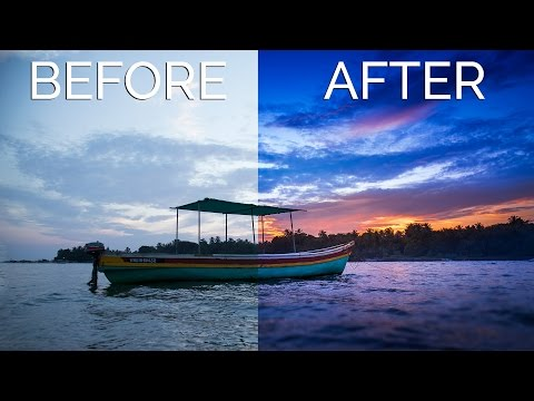Camera RAW and Photoshop Tutorial | Magic of Malvan | Advance Post Processing