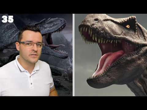 50 Невероятни ФАКТА - Динозаврите