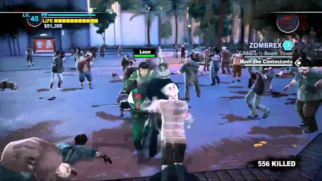 dead rising 2 slappy boss fight