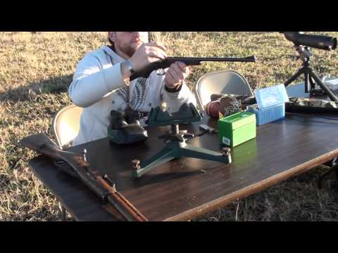 Davey Crickett Youth Rifle At 250 Yards