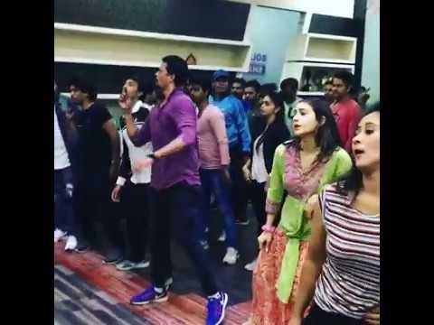 Mera Wala Dance Making Sara Ali Khan