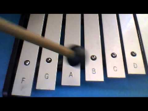 How to Read Notes On the Snare Drum and Xylophone