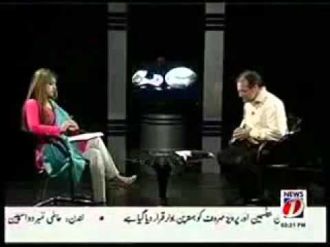 The famous 'Economic Terrorism' series by Zaid Hamid - episode 10