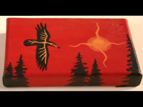 Ojibwe Aboriginal Native Canadian Art By Donna Debassige Brinkworth
