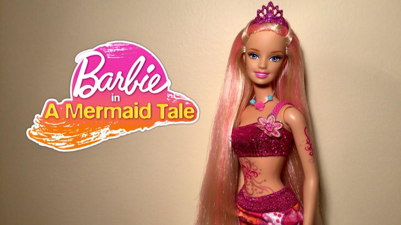 Barbie In A Mermaid Tale Merliah Doll Youtube