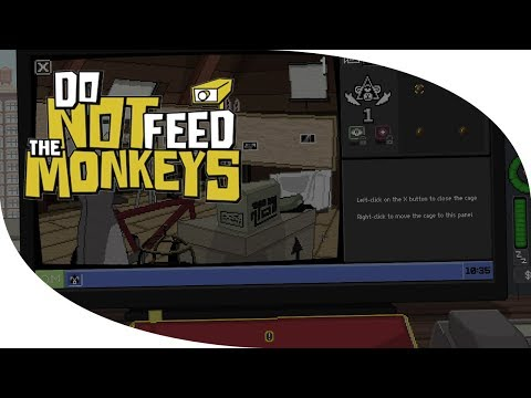 IS THIS LEGAL?? | Do Not Feed The Monkeys! (#1?) |