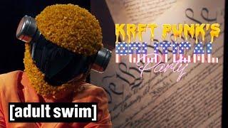 KRFT Punk's Political Party | UK Trailer - Now on All 4 | Adult Swim UK 🇬🇧