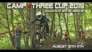 """CAMP THREE CUP 2019 """"CAMP THREE"""" TRAIL COURSE PREVIEW"""