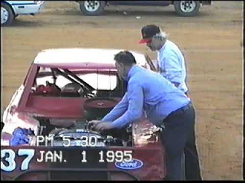 Thunderbowl Speedway, Valdosta, Ga  1995 Street Stock  / Hav A Tampa