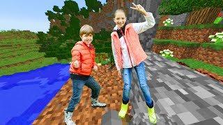 - Майнкрафт обзор Эндер Мир и другие секреты Minecraft от Адриана и лучшаяподружкаСвета