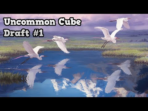 Uncommon Cube Draft #1: (Match 3)