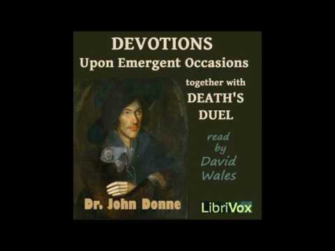 Devotions Upon Emergent Occasions 01~18 by John Donne #audiobook