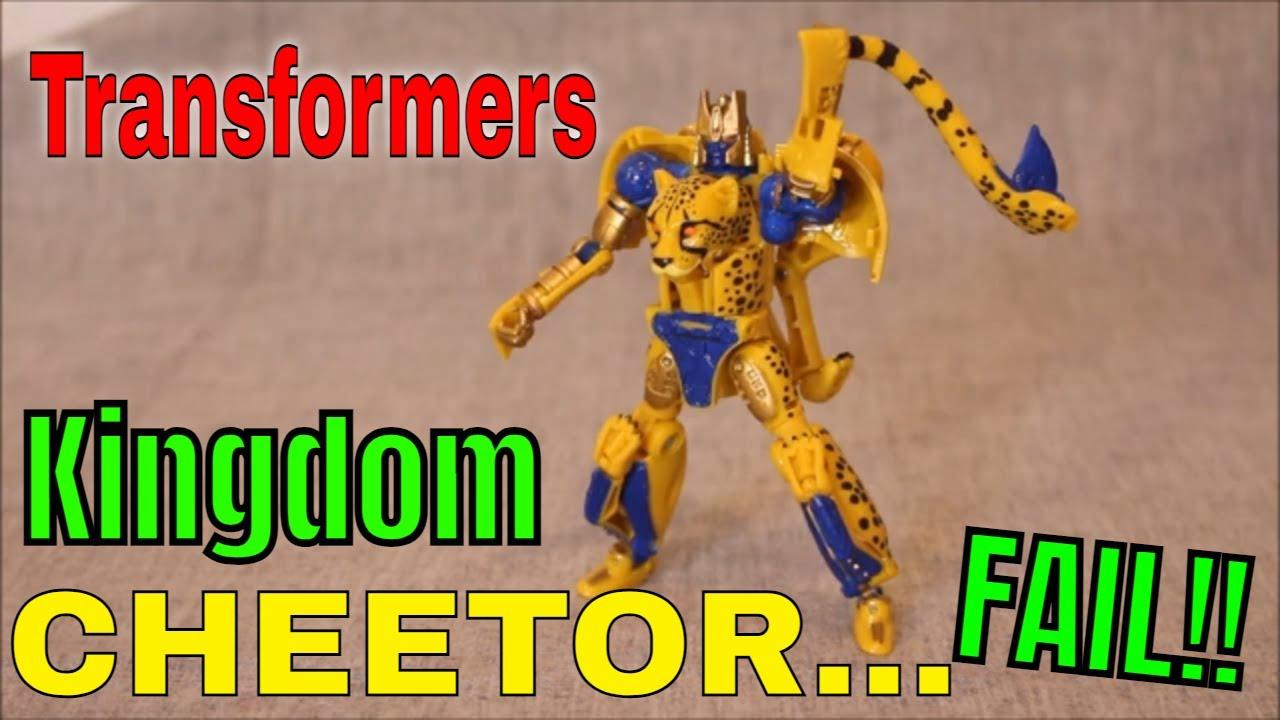 Custom Cheetor...fail! by GotBot
