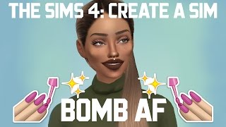 سيمز 4: إنشاء سيم (قنبلة AF)